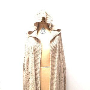 Hooded Cardigan by FREE PEOPLE